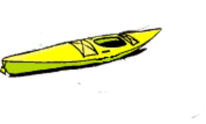 Kayaks Canoe Paddle Life Vest Image