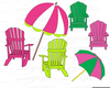 Clipart And Adirondack Chair Image