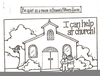 Lds Church House Clipart Image