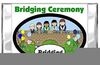 Bridging To Brownies Clipart Image