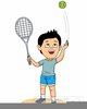 Free Clipart Of Children Playing Sports Image