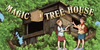 Magic Tree House Jack Annie Clipart Image
