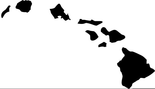 free clipart hawaiian islands free images at clker com vector rh clker com free clip art hawaiian islands