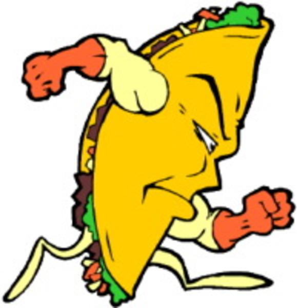 taco free images at clkercom vector clip art online