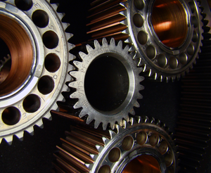 Reduction Gear Image