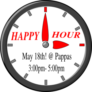 Happy Hour Clip Art