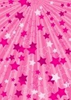 Pink Abstract Background With Stars Image