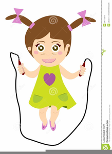 Free Jumping Rope Clipart in AI, SVG, EPS or PSD