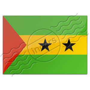 Flag Sao Tome And Principe 7 Image
