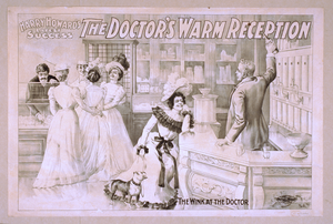 Harry Howard S Latest Success The Doctor S Warm Reception 3 Image