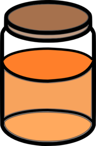 Honey Jar Clip Art