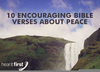 Verses Encouragement Peace Image