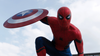 Captain America Civil War X Spider Man Marvel Best Movies Png Image