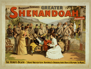 Bronson Howard S Greater Shenandoah Image