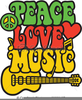 Clipart Peace And Love Image