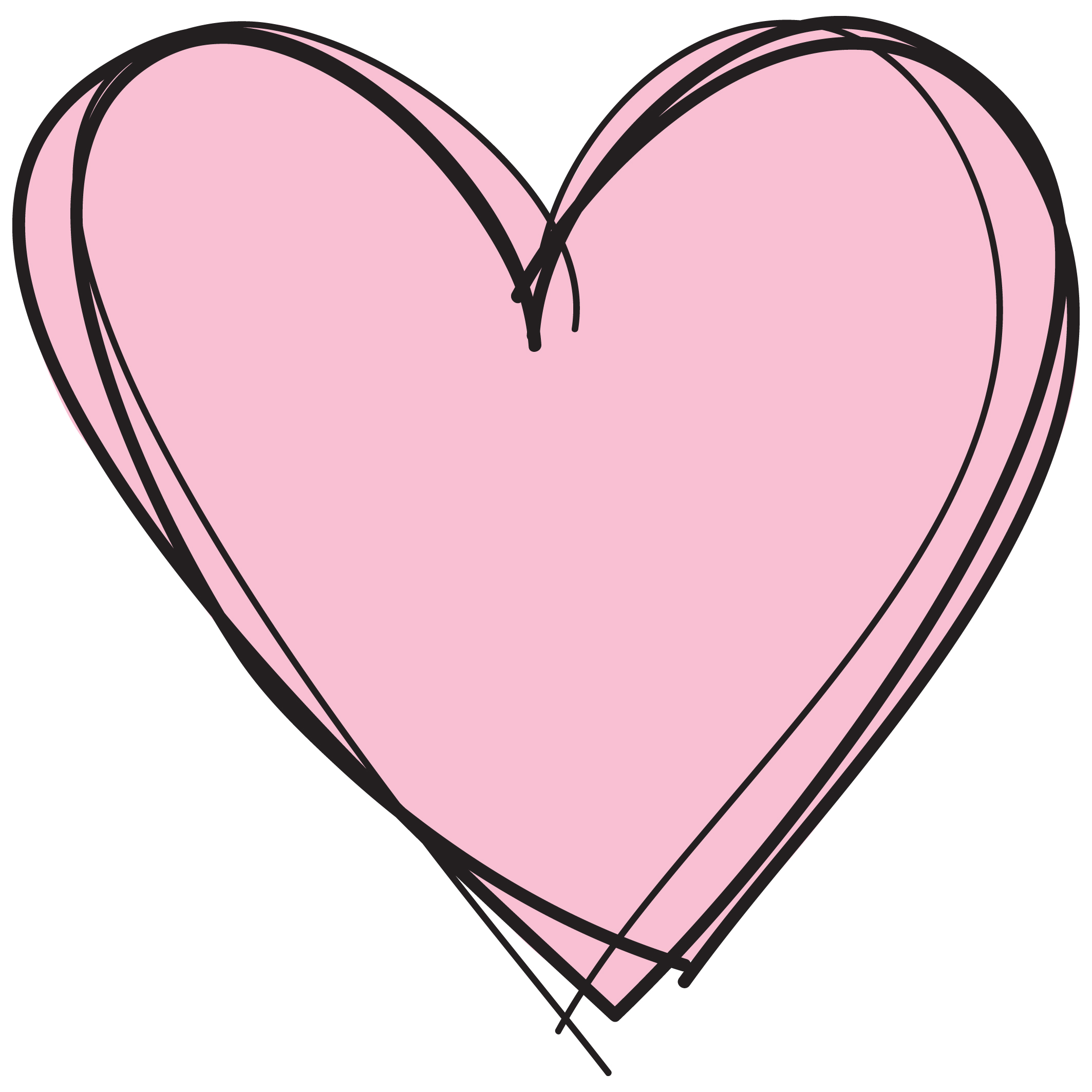 heart free images at clker com vector clip art online heart clipart pictures heart clipart png