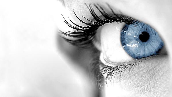 Blueeye hd logo free images at vector clip art online royalty free public domain - Eye drawing wallpaper ...