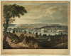View Of The New York Quarantine, Staten Island  / Painted & Engraved By W.j. Bennett. Image