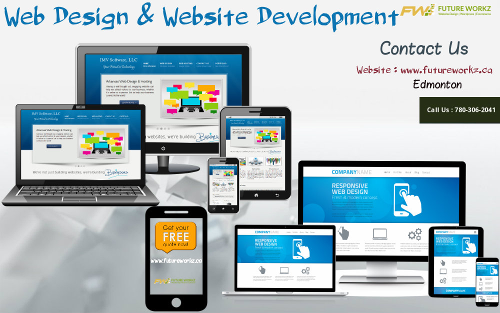 Web Design Company Winnipeg