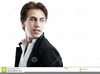 Looking Over Shoulder Clipart Image