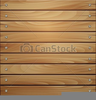 Free Wood Plank Clipart Image