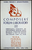 Works Progress Administration Composers Image