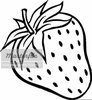 Blueberry Picking Clipart Image