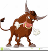 Cow Bull Clipart Image