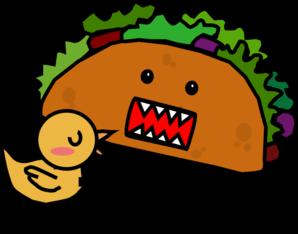 Taco Company Clip Art at Clker.com - vector clip art online ...