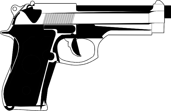 clipart guns pictures - photo #31