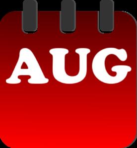 Image result for august calendar
