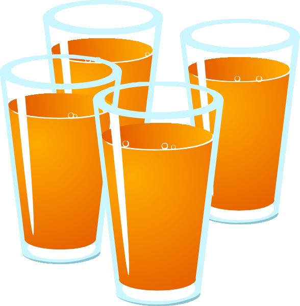 orange juice clipart free - photo #10