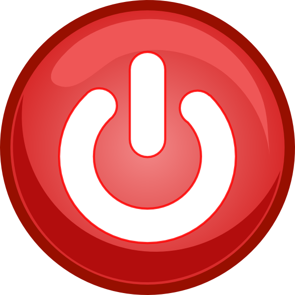 Clipart Power Button