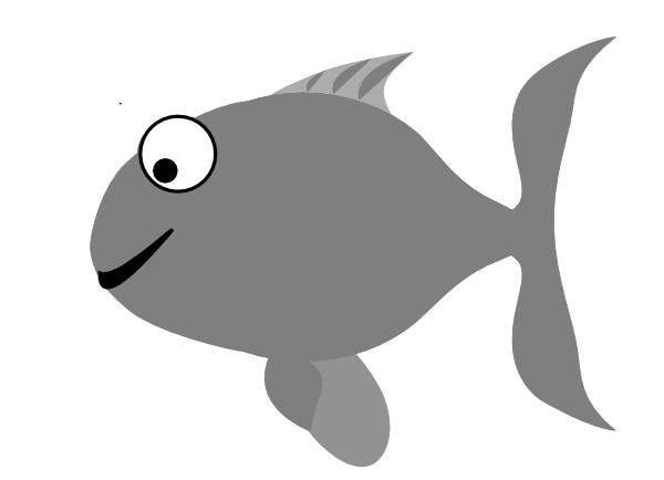 grey happy fish clip art at clker com vector clip art office clipart gallery online office clipart online free
