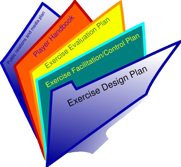Exercise Documents Clip Art at Clker.com - vector clip art ...