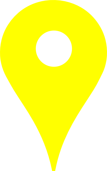 yellow pin clipart - photo #15