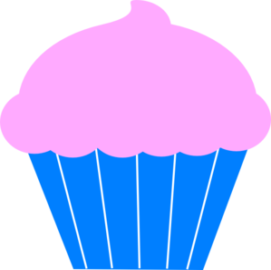 cupcake clip art at clker com vector clip art online royalty free rh clker com cupcake clipart black and white cupcake clipart images