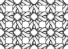 Black And White Wallpaper Clip Art