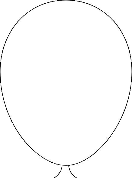 Balloon Clip Art At Clker Com Vector Clip Art Online