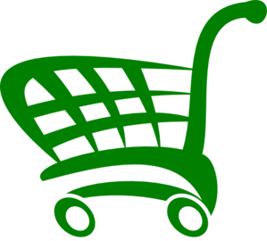 Green Buggy Clip Art