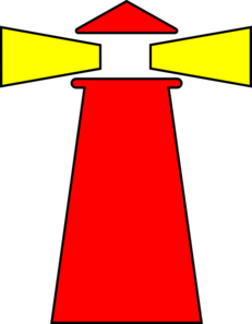 Red Beacon Clip Art