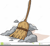 Sweeping Clipart Image