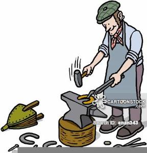 clipart blacksmith free images at clker com vector clip art rh clker com blacksmith hammer clipart blacksmith clip art