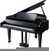 Free Clipart Of Piano Keyboard Image
