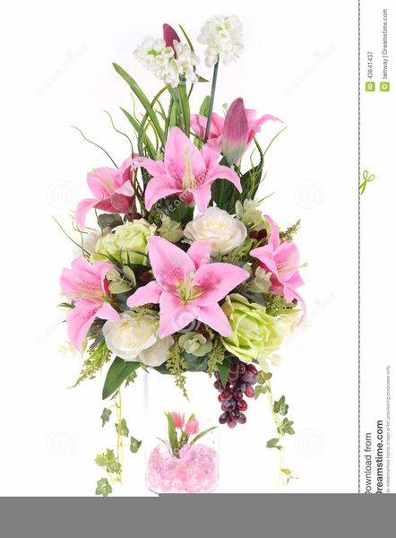 Download this image as  sc 1 st  Clker & Clipart Flower Vase   Free Images at Clker.com - vector clip art ...