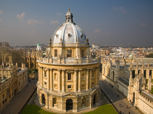 The Radcliffe Camera Oxford Image
