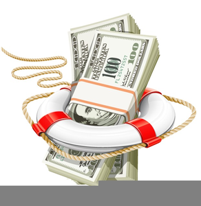 Money Saving Clipart Image