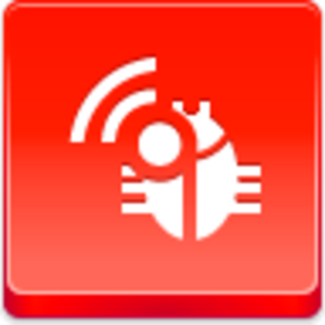 Radio Bug Icon Image