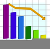 Charts Graphs Stock Market Clipart Image