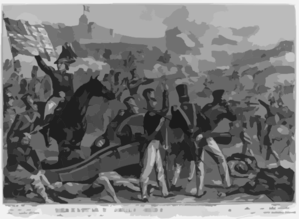 The Battle Of Cerro Gordo Clip Art